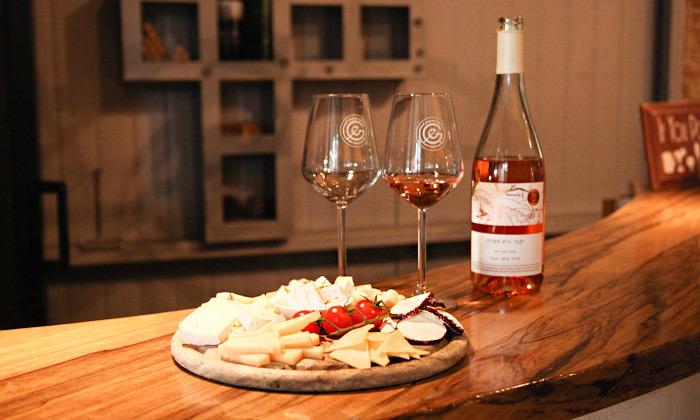 2 ל-73 שעות: סיור זוגי ביקב גוש עציון עם טעימות ובקבוק יין מתנה