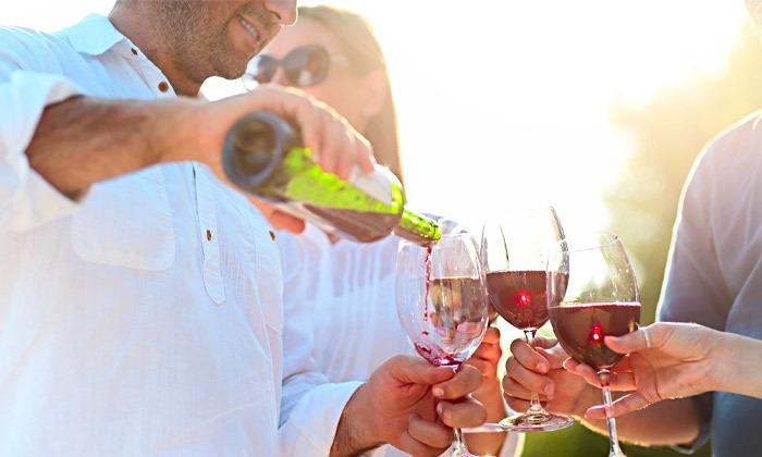 6 ל-73 שעות: סיור זוגי ביקב גוש עציון עם טעימות ובקבוק יין מתנה