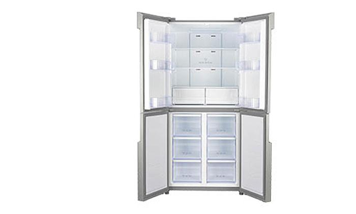 3 מקרר 4 דלתות מקפיא תחתון SUZUKI Energy בנפח 541 ליטר