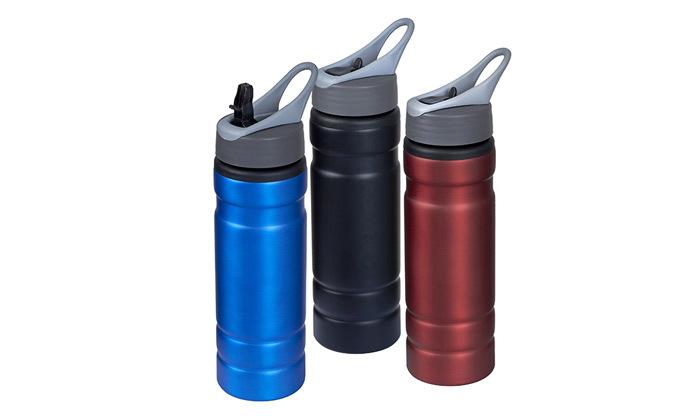 2 מארז 3 בקבוקי שתייה דגם WINNER - משלוח חינם