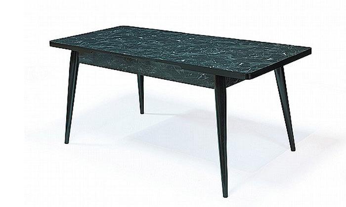3 שולחן אוכל נפתח ו-4 כיסאות OR design דגם מנסלו