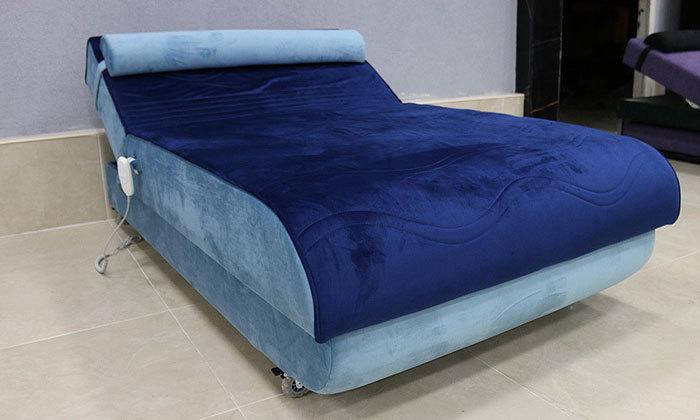2 מיטה וחציאורתופדית Or Design דגם שירלי - צבעים לבחירה