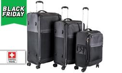 סט 3 מזוודות SWISS דגם JAPAN
