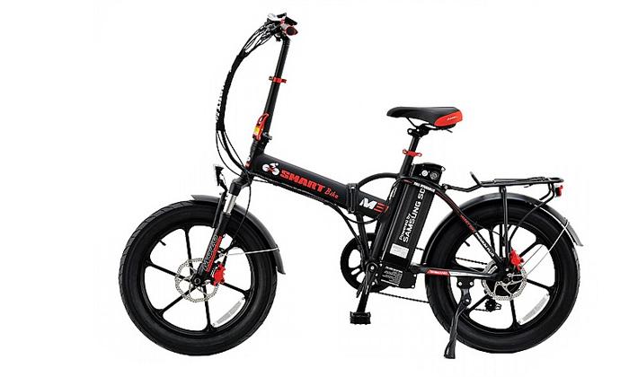 2 אופניים חשמליים מתקפלים Smart Bike דגם M3