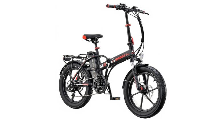 4 אופניים חשמליים מתקפלים Smart Bike דגם M3