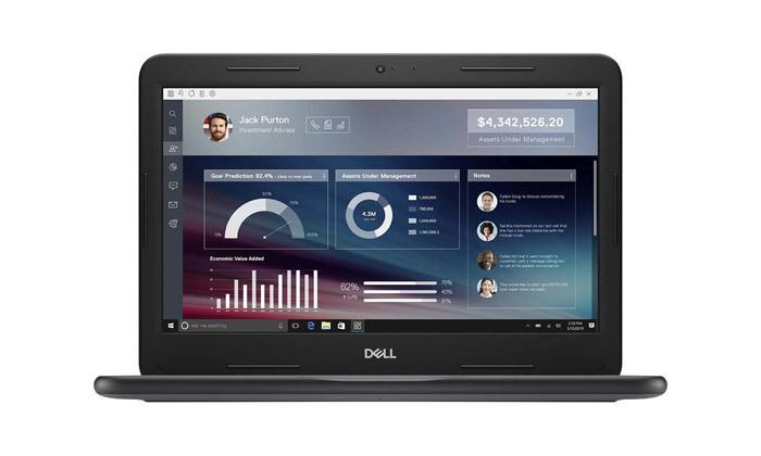 5 מחשב נייד DELL עם מסך 13.3 אינץ' - משלוח חינם