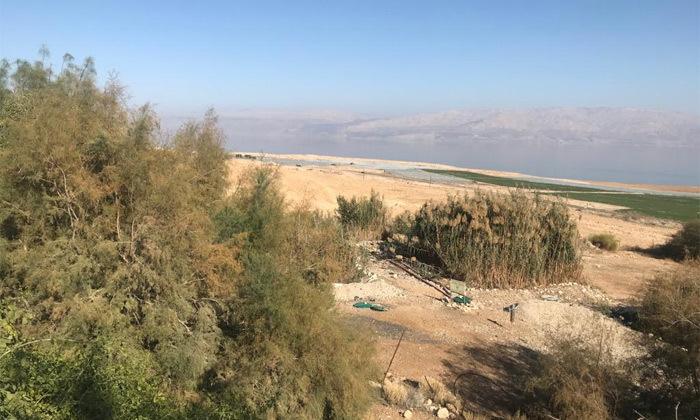 7 עצמאות בים המלח: סיור אהבה לסביבה מסביב למפעלAHAVA