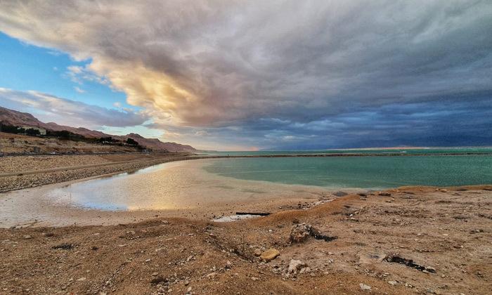 3 עצמאות בים המלח: סיור אהבה לסביבה מסביב למפעלAHAVA