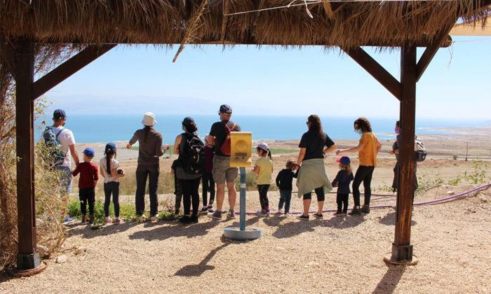 2 עצמאות בים המלח: סיור אהבה לסביבה מסביב למפעלAHAVA