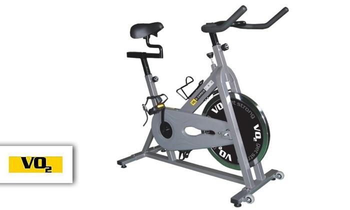 2 אופני ספינינג VO2 דגם S-Cardio 120 - משלוח חינם