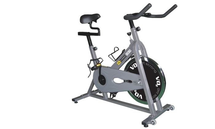 3 אופני ספינינג VO2 דגם S-Cardio 120 - משלוח חינם