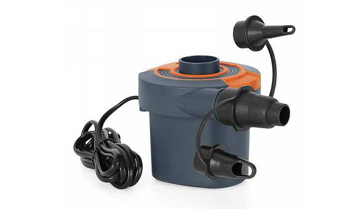 2 משאבת ניפוח חשמלית למגוון שימושים Bestway