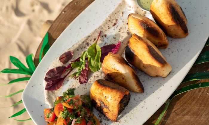 4 ארוחה זוגית במסעדת פוקט ביץ', בת ים