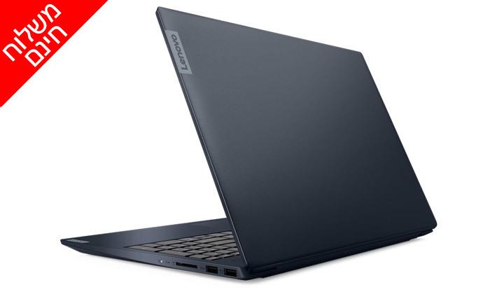 4 מחשב נייד Lenovo ideapad עם מסך מגע 15.6 אינץ' - משלוח חינם