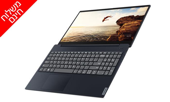 5 מחשב נייד Lenovo ideapad עם מסך מגע 15.6 אינץ' - משלוח חינם