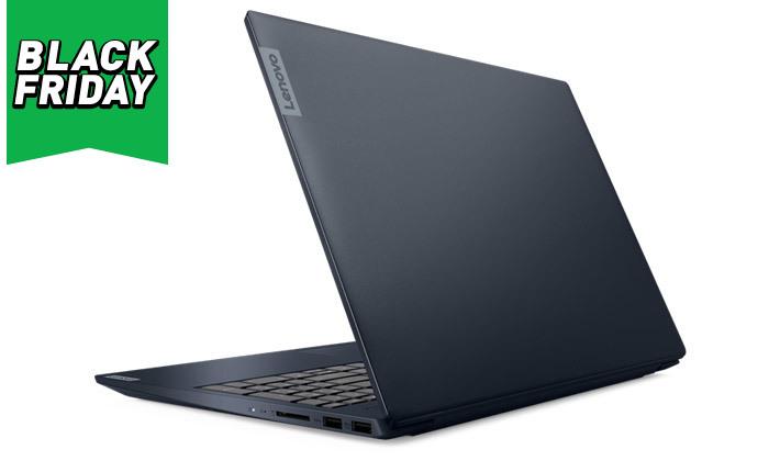 4 מחשב נייד Lenovo ideapad עם מסך מגע 15.6 אינץ'