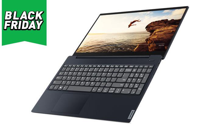 5 מחשב נייד Lenovo ideapad עם מסך מגע 15.6 אינץ'