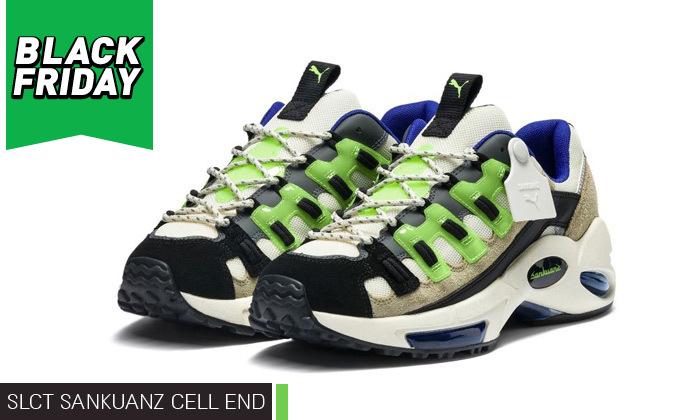 3 נעלי גברים פומה PUMA במבחר דגמים
