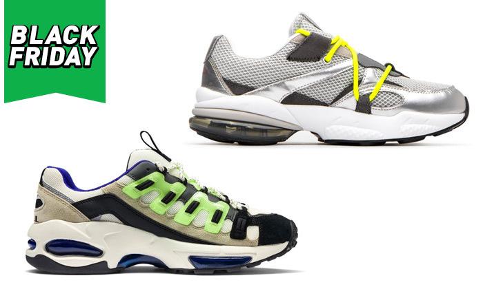 2 נעלי גברים פומה PUMA במבחר דגמים