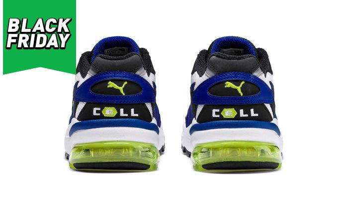 5 נעלי גברים פומה PUMA דגם CELL ALIEN OG