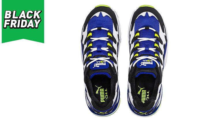 4 נעלי גברים פומה PUMA דגם CELL ALIEN OG