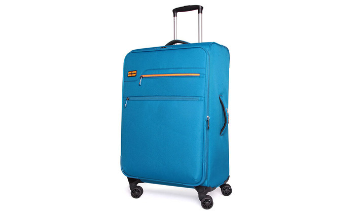6 סט 3 מזוודות MarcoPolo, דגם DISCOVERY במבחר צבעים