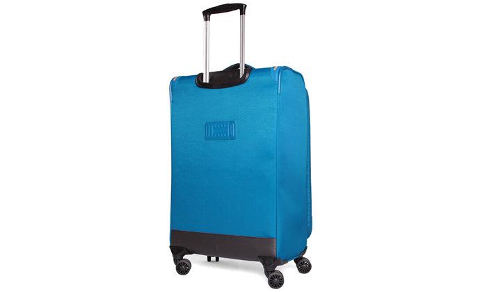9 סט 3 מזוודות MarcoPolo, דגם DISCOVERY במבחר צבעים