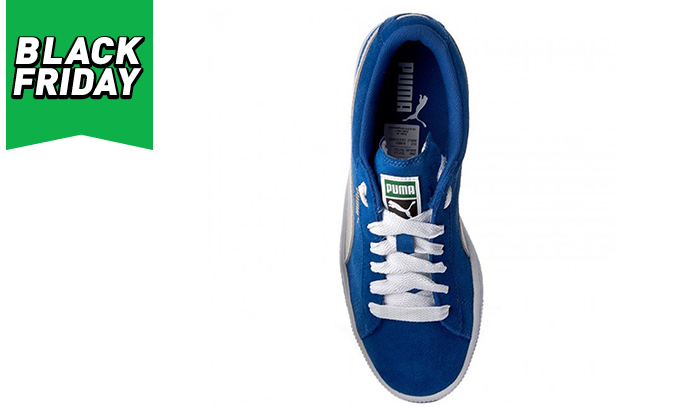 3 נעלי סניקרס פומה לנשים PUMA דגםSUEDE C