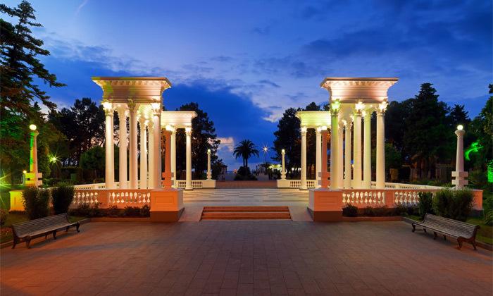 4 חופש בבטומי: טיסות ישירות ו-3/4 לילות במלון 5 כוכבים בציון מעולה