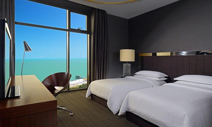 7 חופש בבטומי: טיסות ישירות ו-3/4 לילות במלון 5 כוכבים בציון מעולה