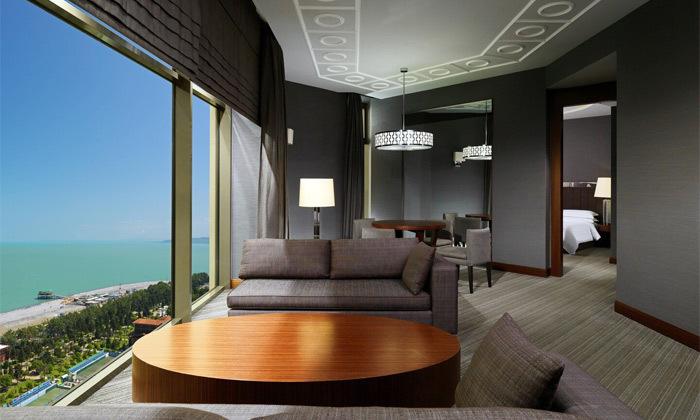 10 חופש בבטומי: טיסות ישירות ו-3/4 לילות במלון 5 כוכבים בציון מעולה