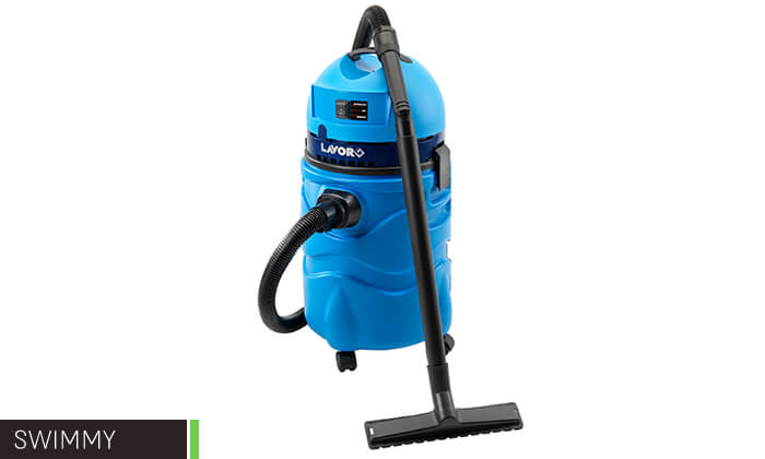 3 שואב אבק ומים ומכונת שטיפה מבית LAVOR