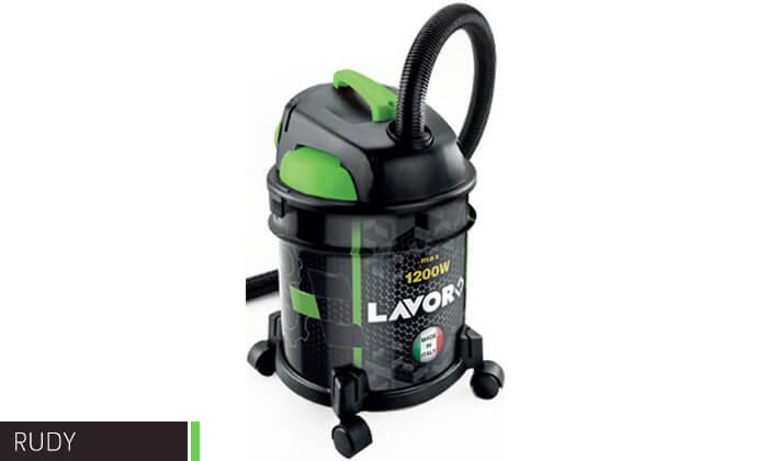 5 שואב אבק ומים ומכונת שטיפה מבית LAVOR