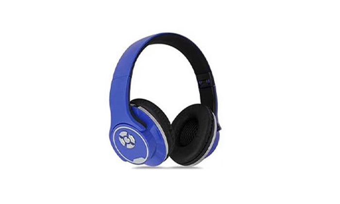 6 אוזניות קשת אלחוטיות שהופכות לרמקולים, בשלושה צבעים לבחירה