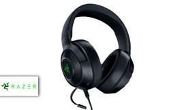 אוזניות גיימינג Razer USB