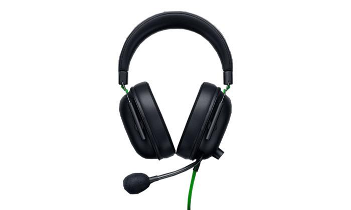 3 אוזניות גיימינגחוטיות RAZER דגםBlackShark V2 X