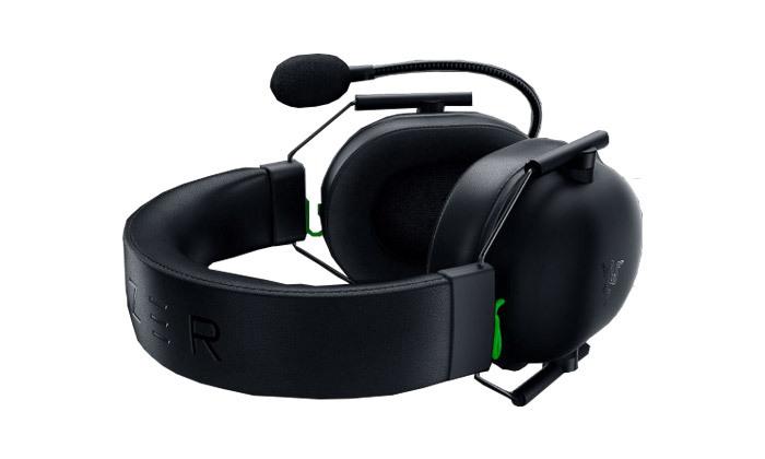 4 אוזניות גיימינגחוטיות RAZER דגםBlackShark V2 X
