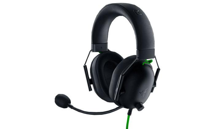 5 אוזניות גיימינגחוטיות RAZER דגםBlackShark V2 X