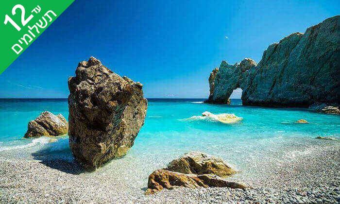 """5 חופשת קיץ באי היווני סקיאתוס, כולל סופ""""ש"""