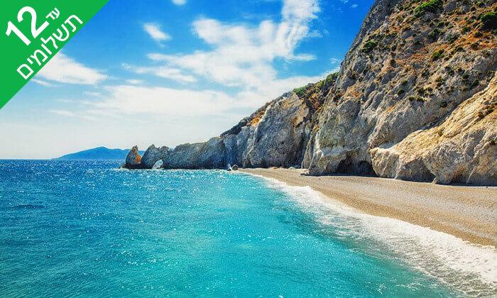 """11 חופשת קיץ באי היווני סקיאתוס, כולל סופ""""ש"""