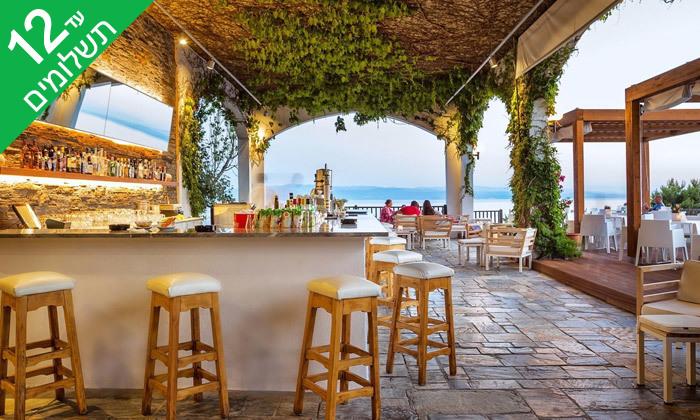 """13 חופשת קיץ באי היווני סקיאתוס, כולל סופ""""ש"""