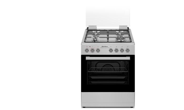 """2 תנור משולב כיריים גז 60 ס""""מ Peerless פירלס במגוון צבעים לבחירה"""