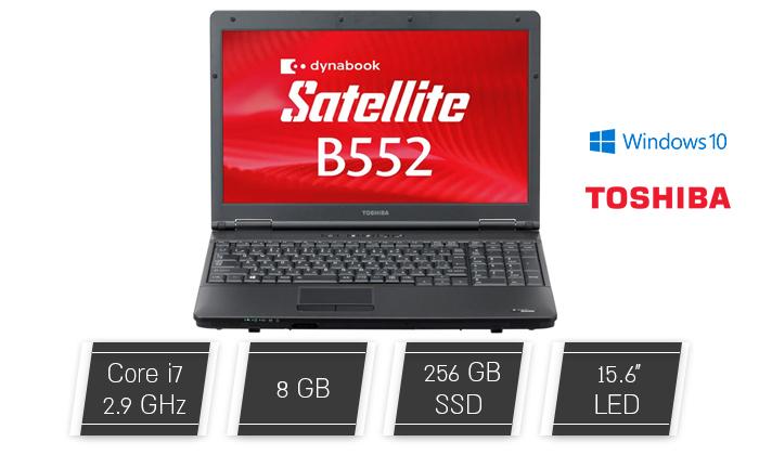 """2 מחשב נייד TOSHIBA עם מסך """"15.6"""