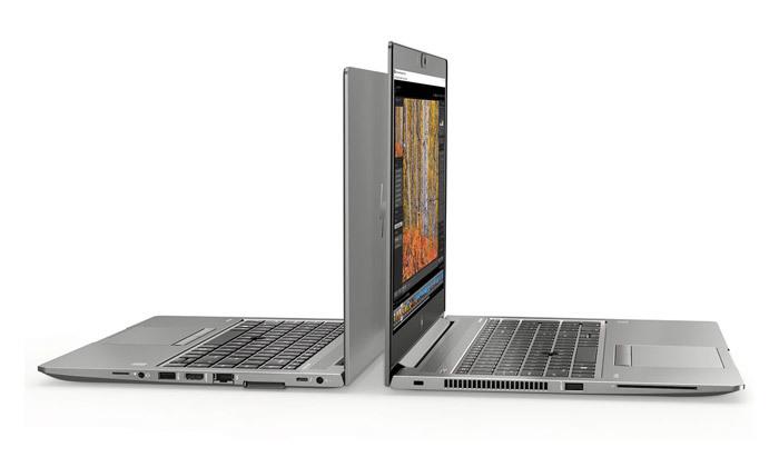 """3 מחשב נייד מחודש HP דגם ZBook 14u G5 עם מסך """"14, זיכרון 8GB ומעבד i5"""