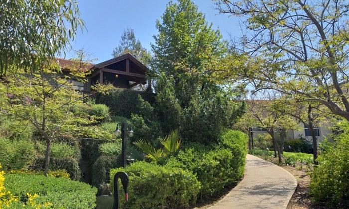 2 כפר הנופש נופי גונן בגליל: חופשה בבקתת עץ עם ג'קוזי וארוחת בוקר