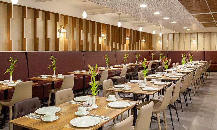 3 ארוחת בוקר בופה במלון שני, ירושלים