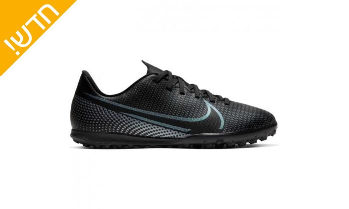 3 נעלי כדורגל לילדים נייקי NIKE דגם MERCURIAL VAPOR 13