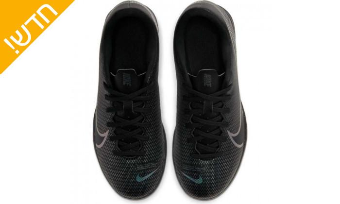5 נעלי כדורגל לילדים נייקי NIKE דגם MERCURIAL VAPOR 13