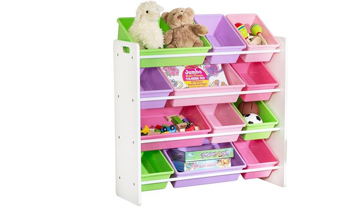 5 ארגונית צעצועים Honey can do