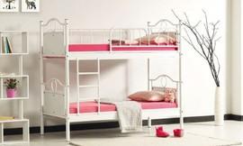 מיטת קומתיים ממתכתדגם אריאל